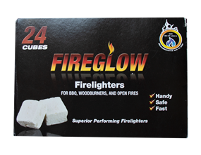 Wholesale Fireglow Firelighters | Gem Imports Ltd