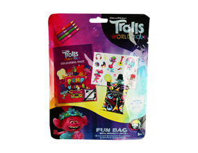 Wholesale Trolls Fun Bags   Gem Imports Ltd