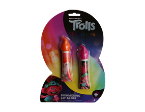 Wholesale Trolls Simmering Lip Gloss | Gem Imports Ltd