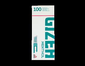 Gizeh Filtered Tubes Menthol