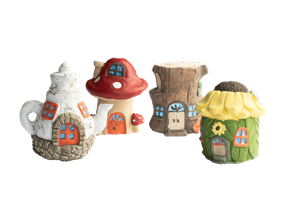 Wholesale Secret Fairy Garden Houses | Gem Imports Ltd