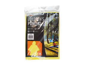 Wholesale Childrens Ponchos | Gem Imports Ltd