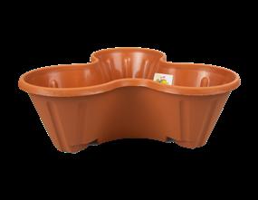 Wholesale Trio Terracotta Planters | Gem Imports Ltd