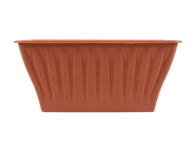 Rectangle Terracotta Planter 32cm