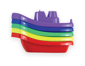 Wholesale Bath Time Boats | Gem Imports Ltd