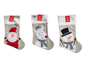 Wholesale Christmas Felt Stockings | Gem Imports Ltd