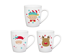 Wholesale Christmas Mugs | Gem Imports Ltd