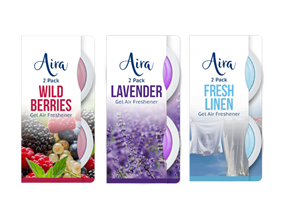 Round Gel Air Fresheners