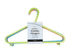 Wholesale Childrens Clothes Hangers | Gem Imports Ltd