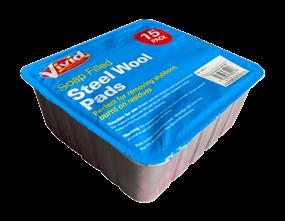 Wholesale Soap Filled Steel Wool Pads | Gem Imports Ltd