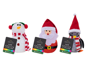 Wholesale Colour Changing LED Christmas Characters | Gem Imports Ltd