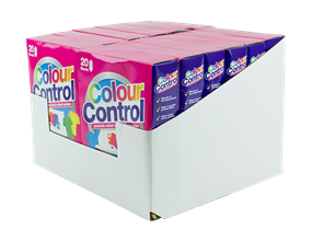 Wholesale Colour Control Laundry Sheets | Gem Imports Ltd