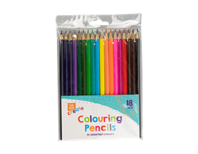 Wholesale Colouring Pencils | Gem Imports Ltd