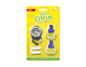 Liquid Car Air Freshener & Refill