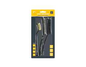 Wire Brushes Set - 3 Piece Set