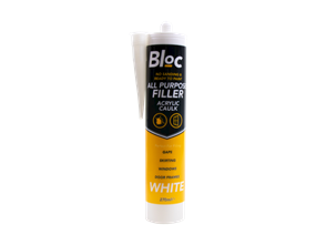 White All Purpose Filler Cartridge