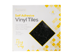 Wholesale Dark Slate Self Adhesive Vinyl Floor Tiles | Gem Imports Ltd