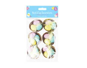 Wholesale Easter Egg Nest Decorations | Gem Imports Ltd
