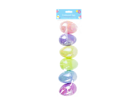 Wholesale Easter Iridescent Fillable Eggs | Gem Imports Ltd