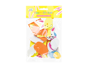Wholesale Easter EVA Foam Stickers | Gem Imports Ltd