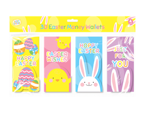 Wholesale Easter Money Wallets | Gem Imports Ltd