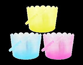 Wholesale Plastic Easter Treat Buckets | Gem Imports Ltd