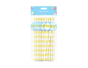 Wholesale Easter Paper Straws | Gem Imports Ltd