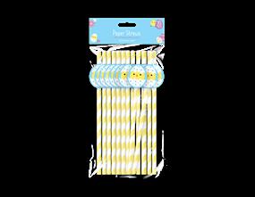Wholesale Easter Paper Straws | Gem Imports Ltd