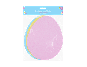 Wholesale Large Easter Egg Foam Shapes | Gem Imports Ltd