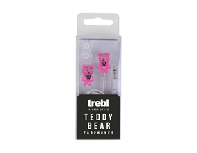 Teddy Bear Earphones