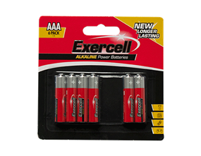 Wholesale AAA Batteries | Gem Imports Ltd