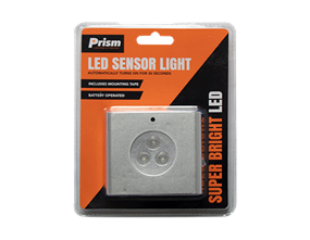 Wholesale LED Silver Sensor Lights | Gem Imports Ltd