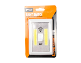 Wholesale LED Light Switch with Batteries | Gem Imports Ltd