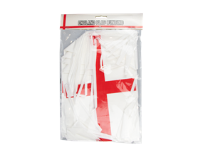 Wholesale England Flag Bunting | Gem Imports Ltd