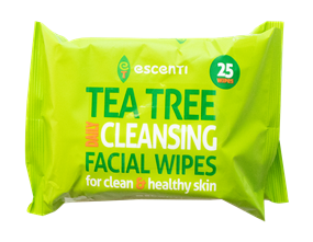Wholesale Tea Tree Facial Wipes | Gem Imports Ltd