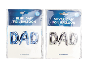 Wholesale Dad Foil Balloons | Gem Imports Ltd