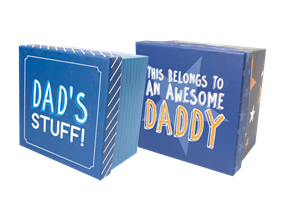 Wholesale Fathers Day Gift Boxes | Gem Imports Ltd
