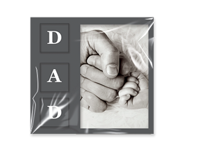 Father's Day Multi-App Photoframe