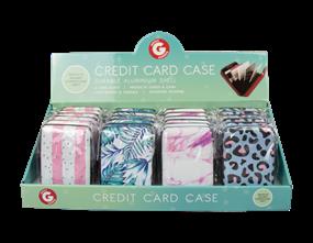 Wholesale Aluminium Printed Credit Card Cases | Gem Imports Ltd