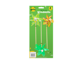 Mini Garden Windmills