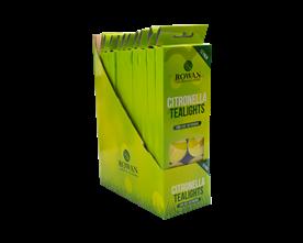 Wholesale Citronella Tea Lights   Gem Imports Ltd
