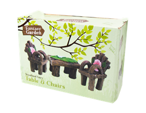Wholesale Fairy Garden Table & Chairs | Gem Imports Ltd