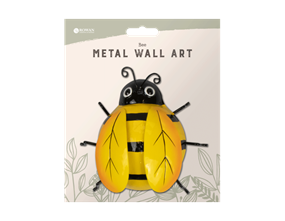 Bee Metal Wall Decoration