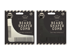 Wholesale 3 in 1 Beard Shaper Comb | Gem Imports Ltd