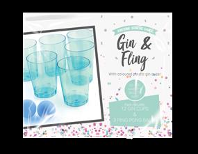 Wholesale Gin Party Pong | Gem Imports Ltd