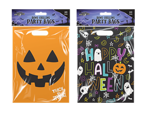 Halloween Party Loot Bags - 20 Pack