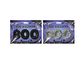 Wholesale Halloween BOO Balloons | Gem Imports Ltd