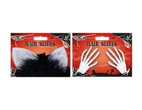 Wholesale Halloween 3D Hair Slides | Gem Imports Ltd