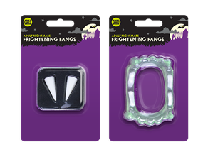 Wholesale Halloween Frightening Fangs | Gem Imports Ltd