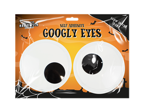 Self-Adhesive Halloween Googly Eyes